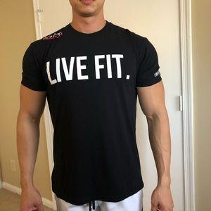 Black LVFT T-shirt